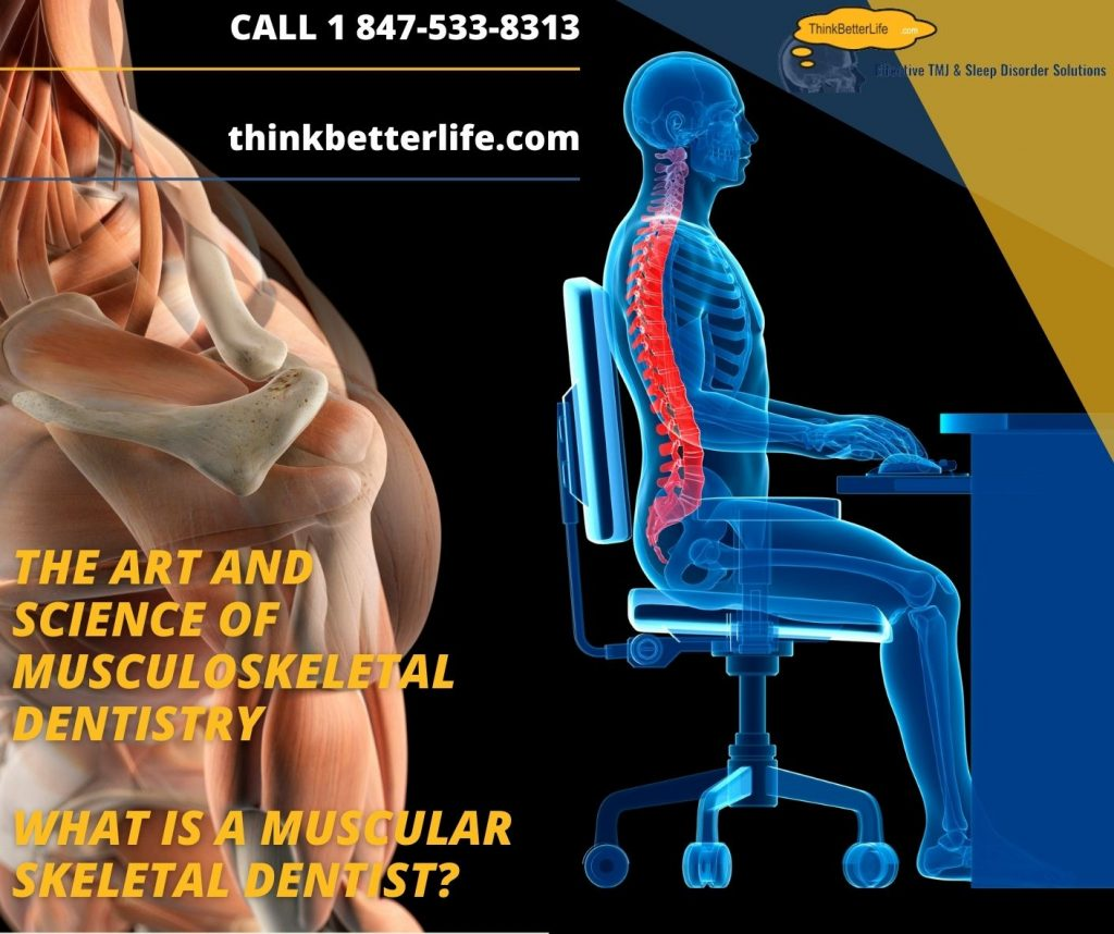 musculoskeletal dentist Chicago - TMJ specialist Chicago