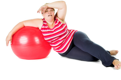 The catch-22 of sleep disorders and weight problems