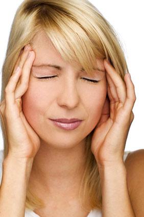 TMJ Vision Problems