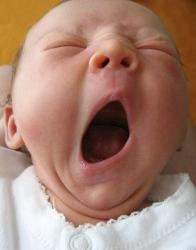 tmj-yawning